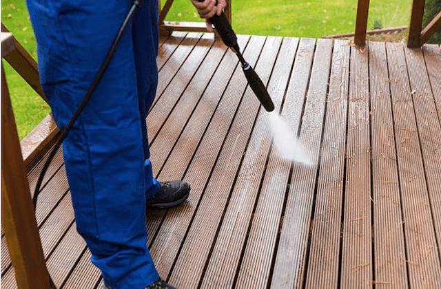 deck cleaning mesa