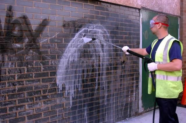 graffiti removal in mesa